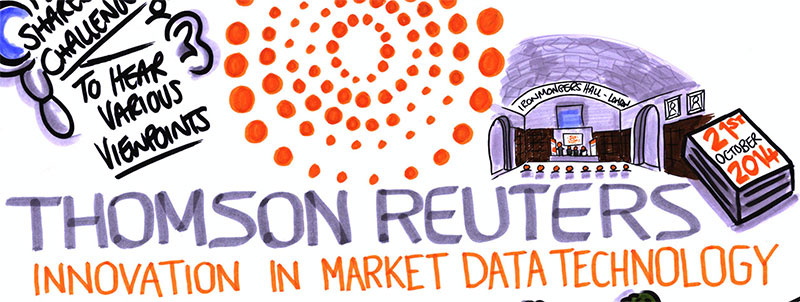 Samples of graphics for Thomson Reuters